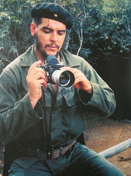 Che Guevara e a fotografia