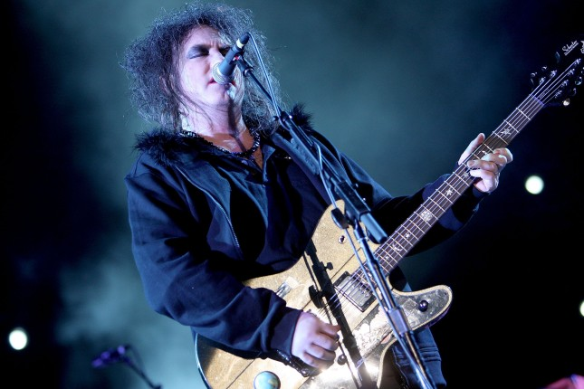 Show do The Cure é transferido do Morumbi para a Arena Anhembi